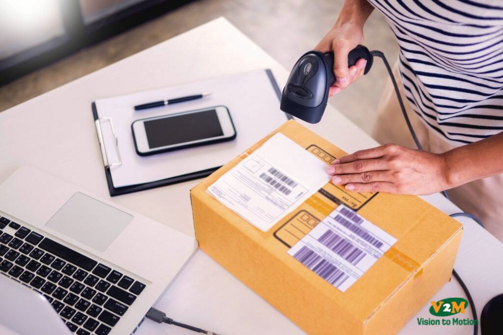 check order inventory with barcode